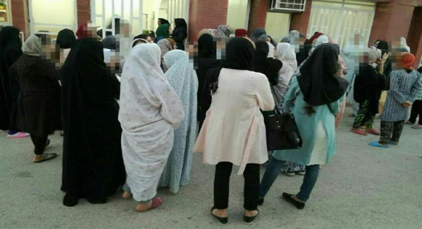 خوابگاه دانشگاه شهید چمران اهواز