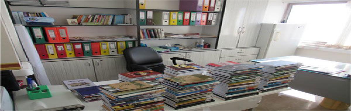 تجهیز کتابخانه خوابگاه های دانشجویی دانشگاه علوم پزشکی اردبیل